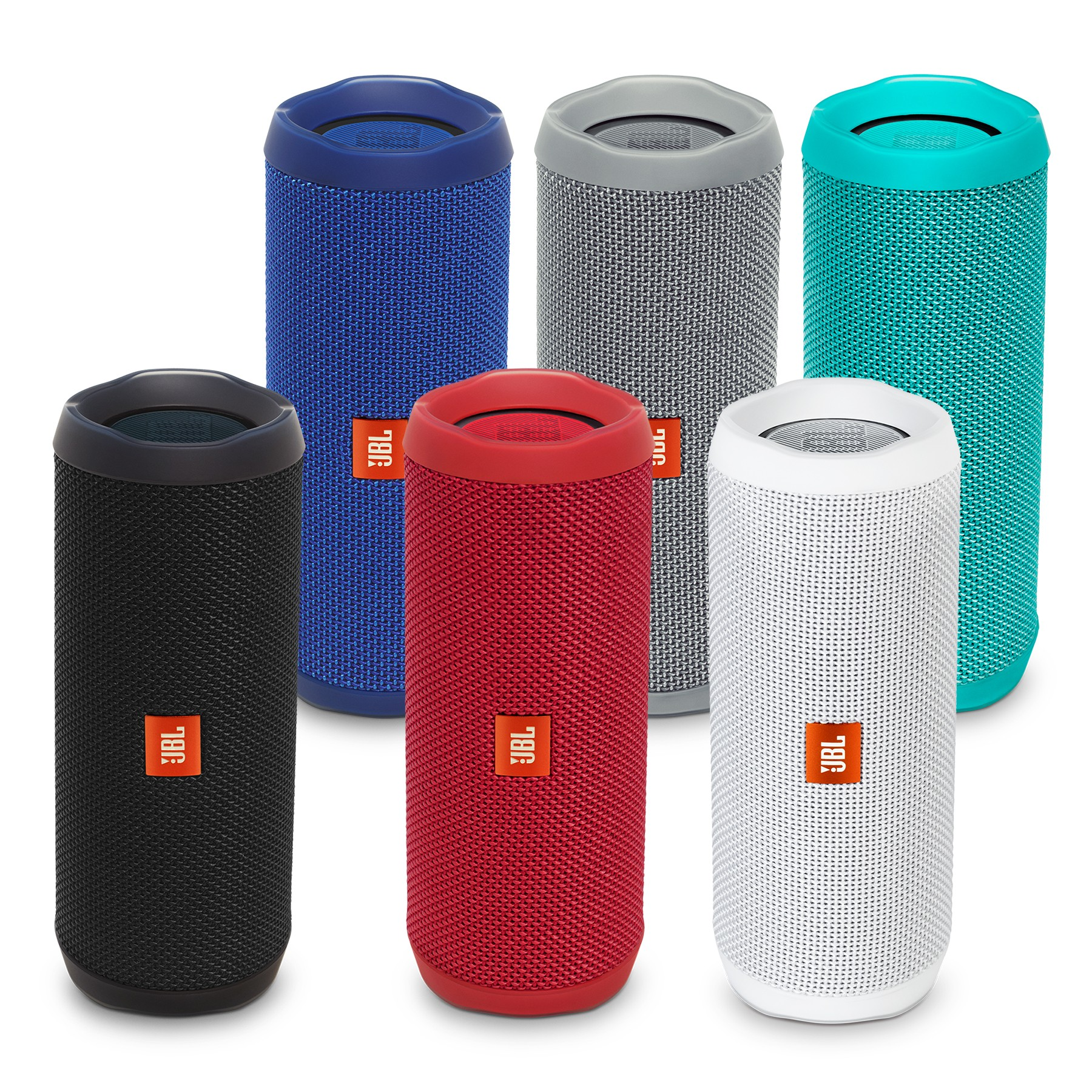 JBL Flip 4 Waterproof Bluetooth® Speaker - Item OSJLL-ZTNYQ
